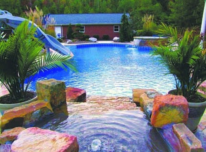 Pool Construction Imperial Pools Inc