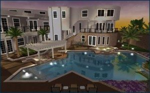 pool design, Mahomet IL
