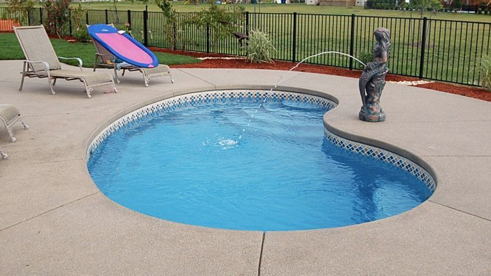 How Do I Keep My Swimming Pool Clean Best Pool Builder Champaign
