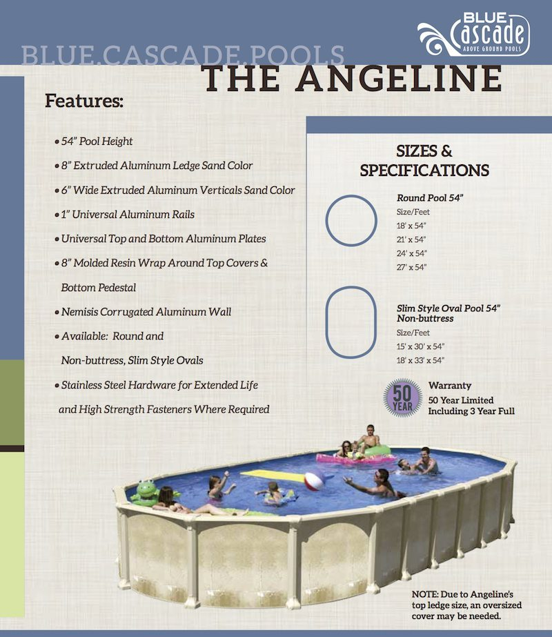The Angeline - 54 Inch Wall_50 Year Warranty_3 Yr Full800x923