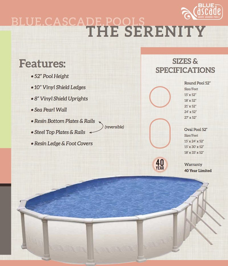 The Serenity - 52 Inch Wall_40 Year Warranty2-800x931