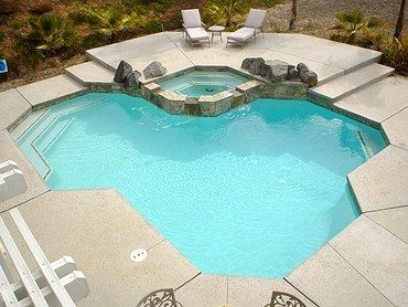 What kind of permits are needed for a swimming pool project?