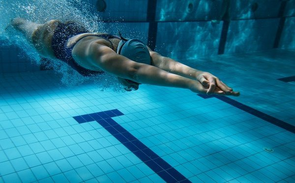 Get Healthy in Your Swimming Pool