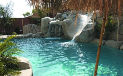 Water features for your swimming pool