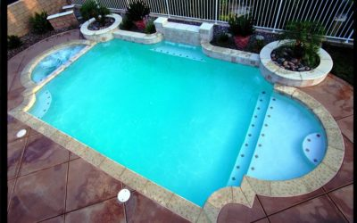 Is it time to renovate the pool?
