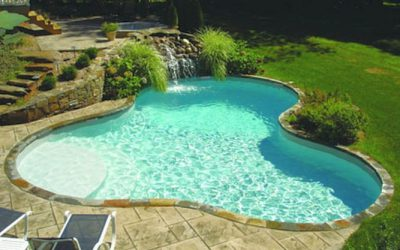 Talk to your insurance agent if you're getting a pool