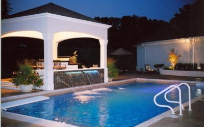 What is a pool house?
