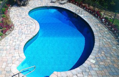 Best way to clean pool for spring opening