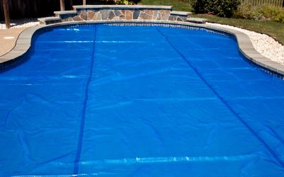 Is it time to replace the pool cover?