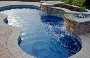 Trilogy Fiberglas Pool
