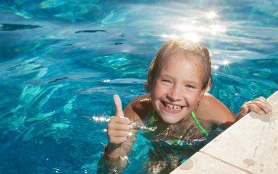 How to make swimming fun