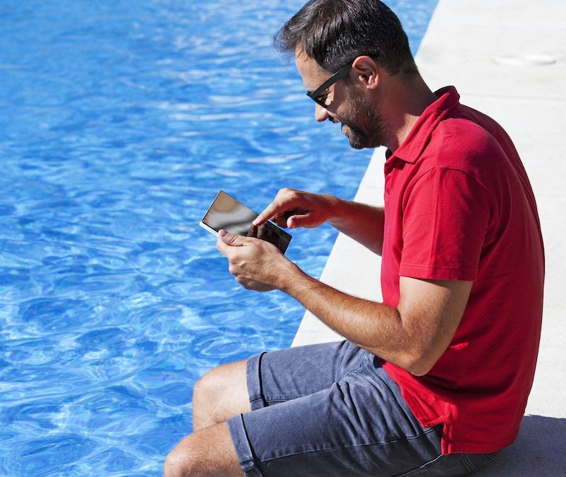 Automation makes pool ownership easier
