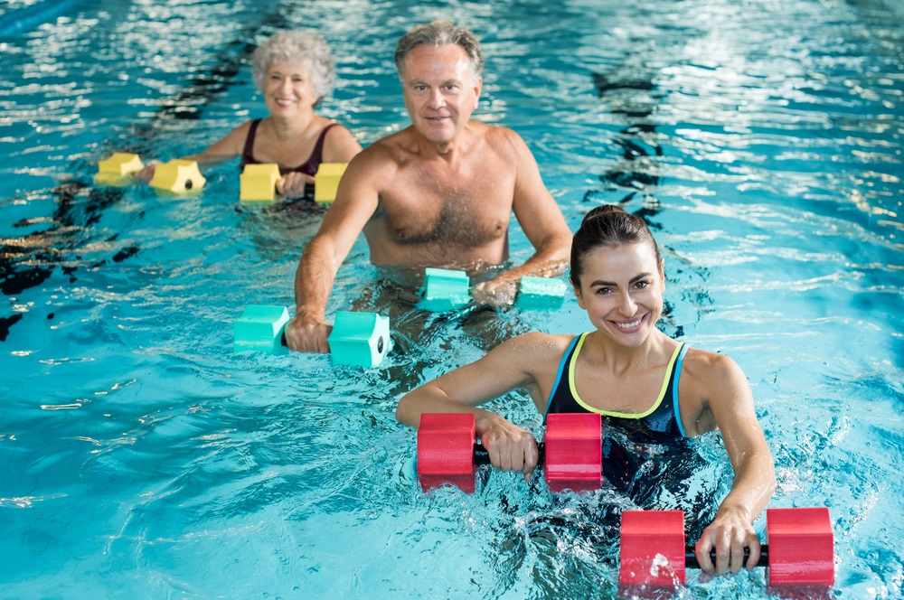 How to make the most of a swim exercise routine