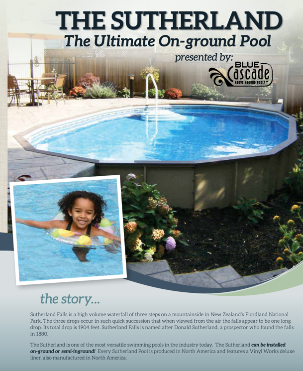 Above Ground Pools Best Pool Builder Champaign Decatur