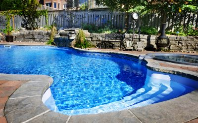 When is the last time you cleaned the pool deck?