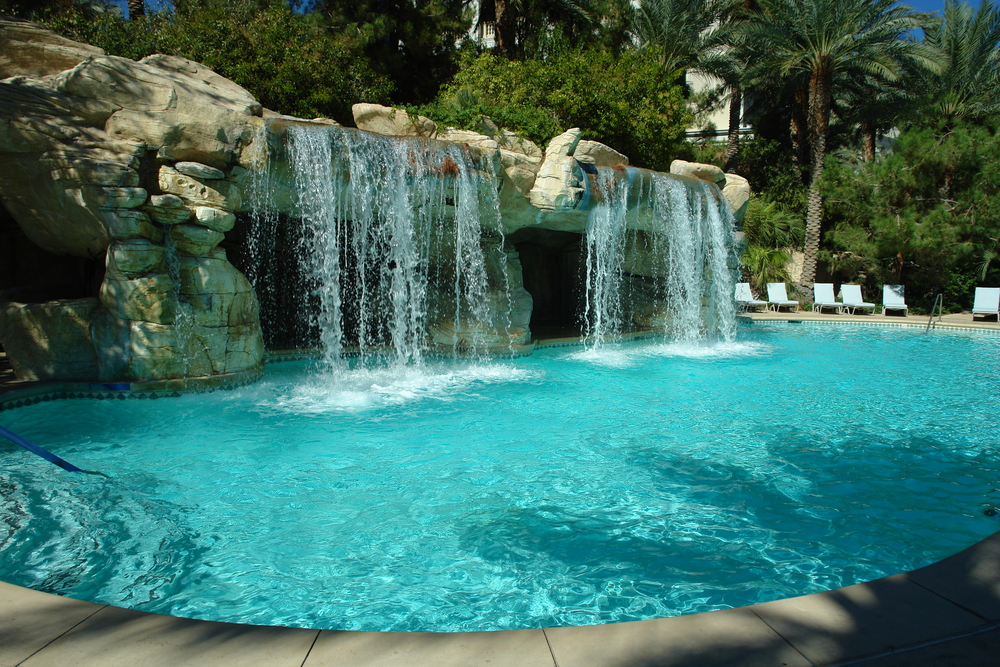 How to protect your pool from rain damage