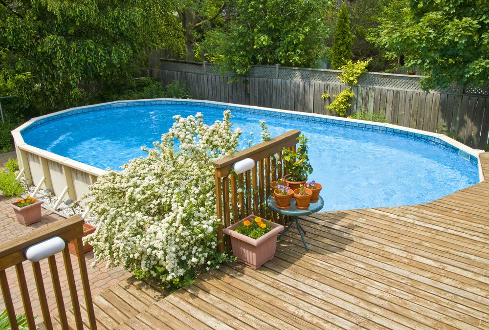 Should you get an above ground pool?