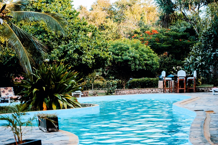 Don't sign a pool contract until you talk with your homeowner's insurance agent