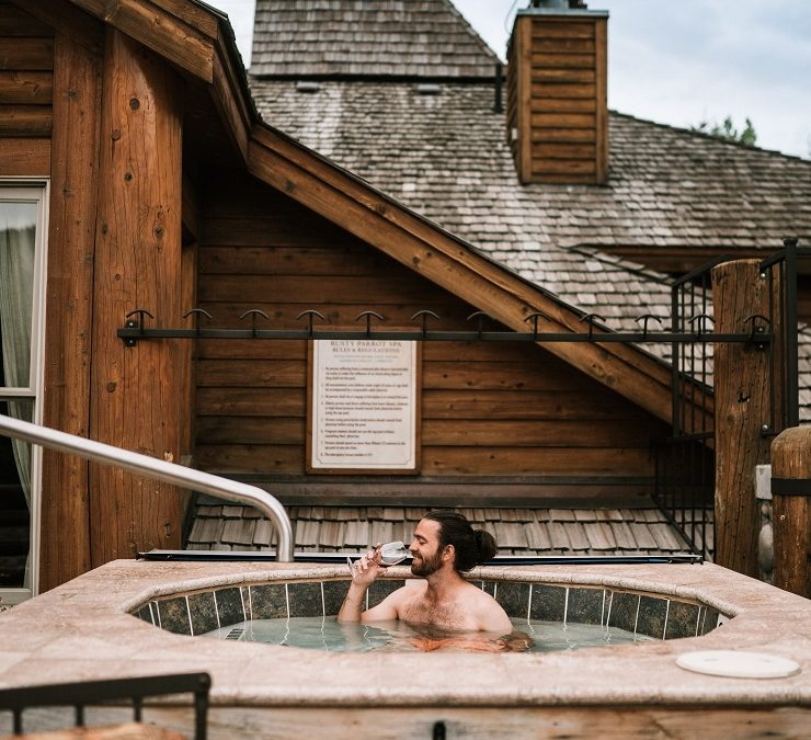 Two main reasons to get a hot tub